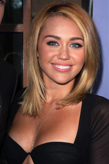 A long blonde hairstyle From the Celebrity Hairstyles Collection (No