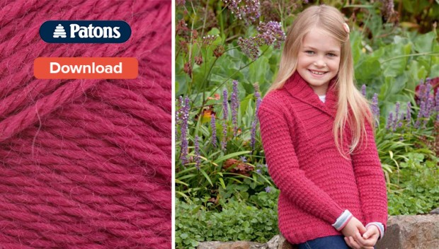 Free Patons children's knitting pattern u2022 LoveKnitting Blog