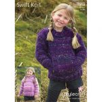 Childrens knitting patterns – Shows   Affection and Bondage between Mom and a child