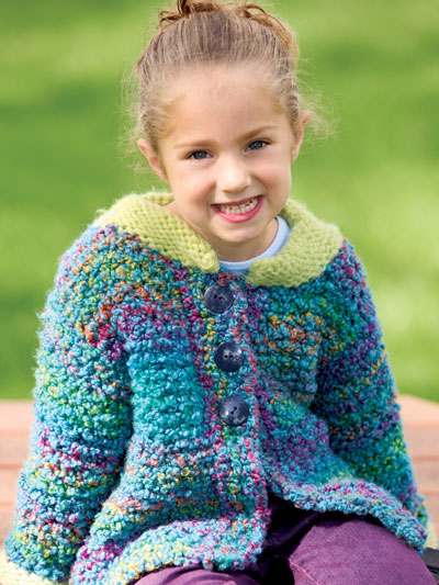 Free Knitting Patterns for Kids' Clothing - So Precious Child's A