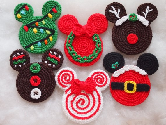 Save money with Christmas crochet   patterns