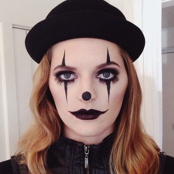 Grunge Clown Makeup - Every Kind of Clown Makeup You'd Possibly Want