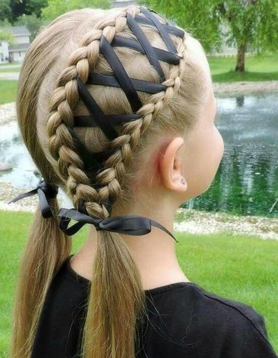 Cool Hairstyles For Girls | Hair ideas | Hair styles, Hair, Braids
