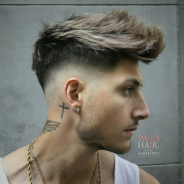 21 Cool Hairstyles for Men | coiffed men's har | Hair styles, Hair
