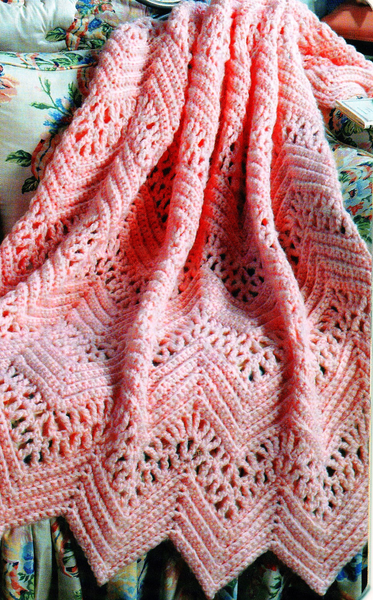 VICTORIAN LACE AFGHAN PATTERN | Win This! | Pinterest | Crochet