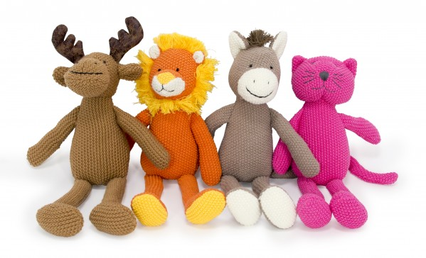 Annabel Trends Crochet Animal Toy - Bump N Baby Products