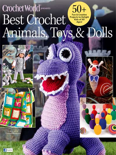 Best Crochet Animals, Toys & Dolls