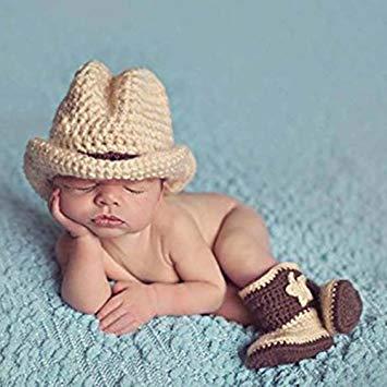 Amazon.com : FuzzyGreen Lovely Boy Mouse Crochet Knitted Photography