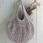 Crochet bags for feminine outfit