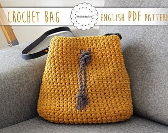 Crochet bag | Etsy