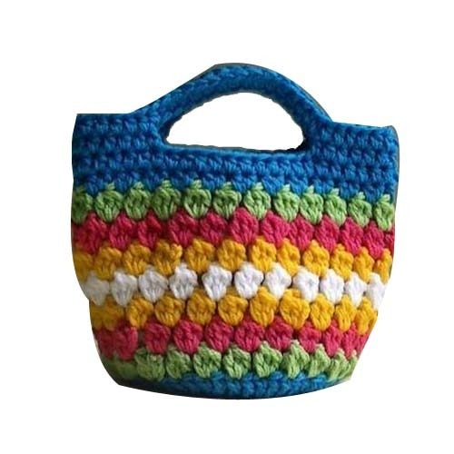 Stylish Crochet Bag at Rs 630 /bag(s) | Crochet Bags | ID: 11396305188