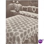 VARIETIES OF CROCHET BEDSPREAD
