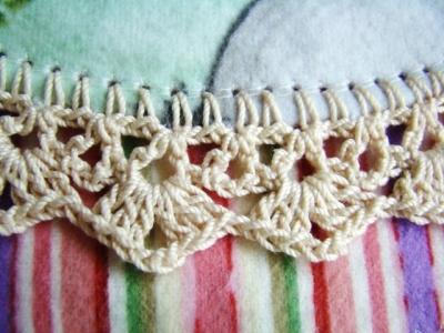 10 Amazing Free Crochet Edging patterns you will love! u2022 Simply
