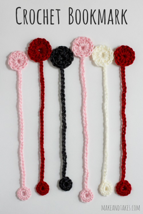 Make a Few Easy Crochet Bookmarks - Yarn Fix