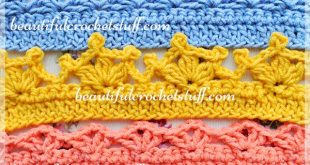 Crochet Borders u2013 Top 5 Free Patterns (Beautiful Crochet Stuff