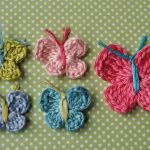 METHOD TO CROCHET BUTTERFLY