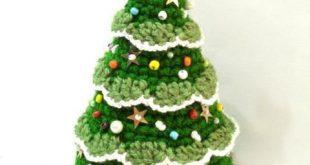 10 Best Crochet Christmas Trees!, crochet christmas trees