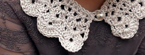 Ravelry: Peter Pan Collar pattern by Emma Escott