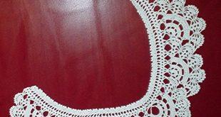 CROCHET COLLAR u2026 | Crochet acc. | Pinteu2026