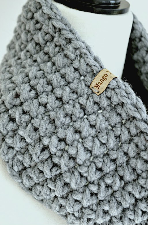 15 Easy Chunky Crochet Cowls to Keep You Cozy and Warm - Dabbles