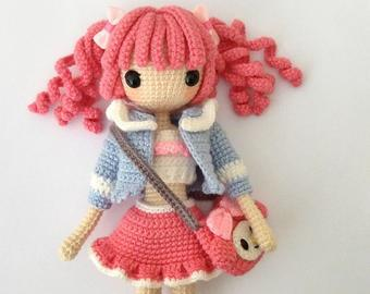 Crochet dolls | Etsy