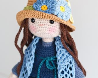 Amigurumi doll | Etsy