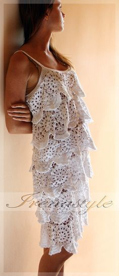 2635 Best Crochet dresses images in 2019 | Crochet clothes, Crochet