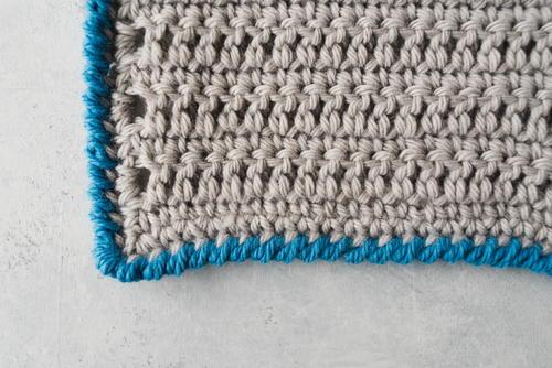 How to Crochet the Reverse Single Crochet Edging | AllFreeCrochet.com