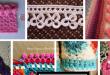 Free Pattern] 20 Beautiful Crochet Edging Patterns