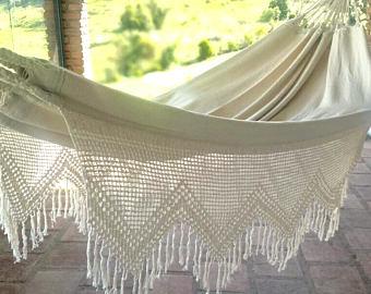 Crochet hammock | Etsy