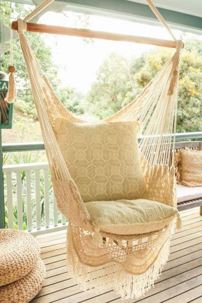 Maldives Hammock Chair | Decor | Home, Bohemian house, Home Decor