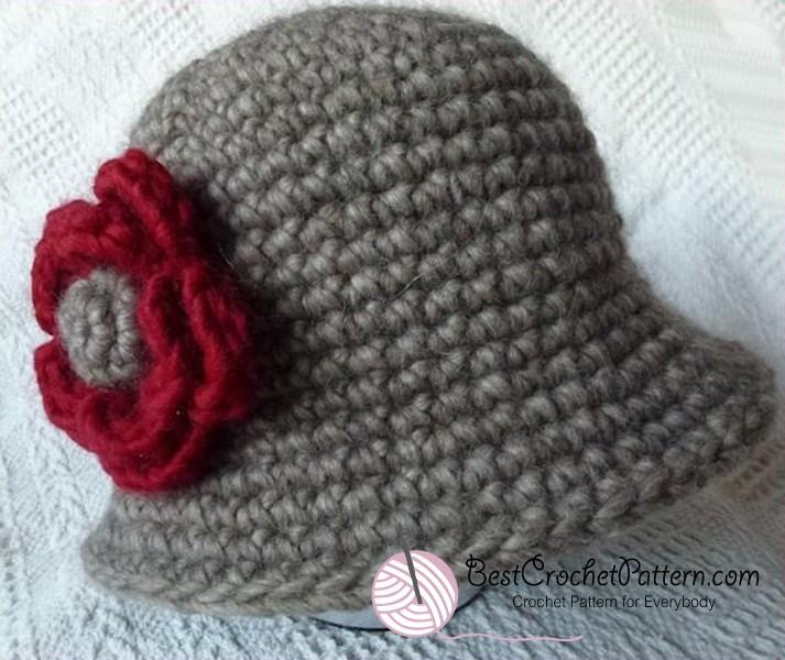 Free Crochet Hat Patterns For Beginners | Crochet Edging