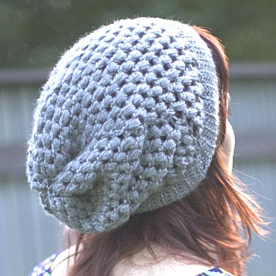 21+ Slouchy Beanie Crochet Patterns for Beginners, Intermediates