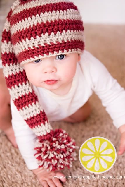 Christmas Hats for Newborn to Adult - Free Crochet Patterns | CRAFTS