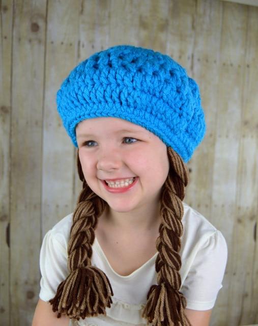 Baby Girl Hats Baby Hat Kids Spring Crochet Hat Girls Crochet Hat
