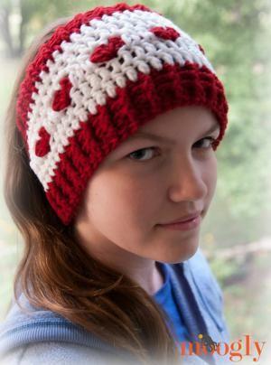 10 Free Crochet Head Wrap Patterns | Craft Ideas | Pinterest