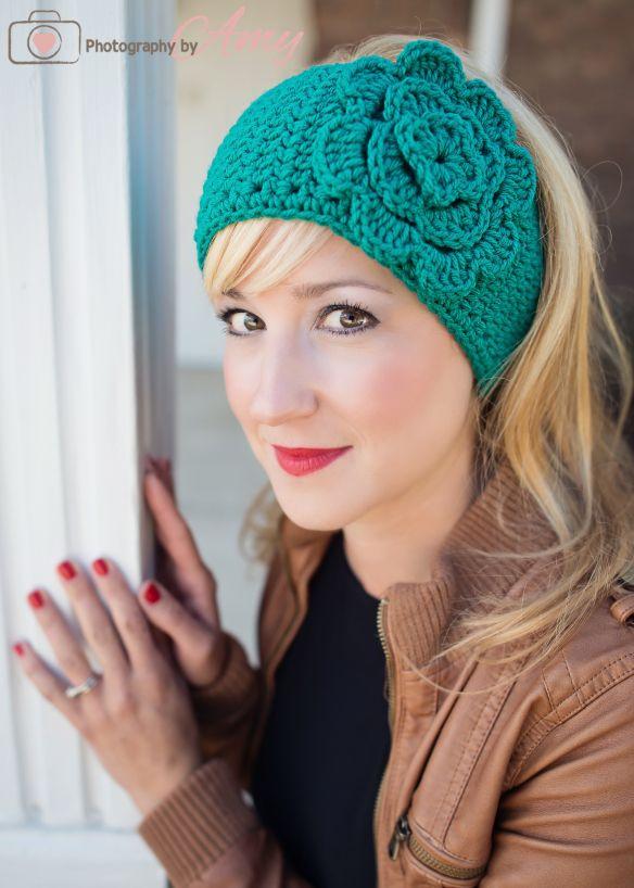 Unique Crochet head wrap ideas