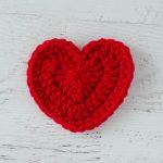 How to make a Crochet Heart?