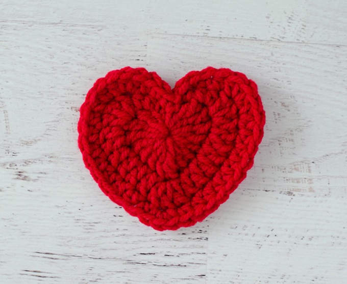 How to make a Crochet Heart?