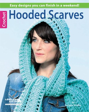 Hooded Scarves to Crochet | LeisureArts.com