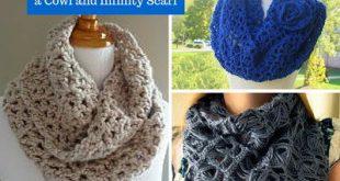 26 Crochet Infinity Scarf Patterns | AllFreeCrochet.com