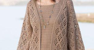 Crochet Cardigan & Vest Patterns - ANNIE'S SIGNATURE DESIGNS