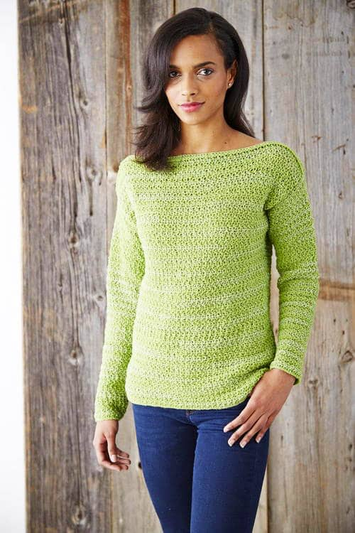 20 Free Crochet Sweater Patterns Perfect for Chilly Days - Ideal Me