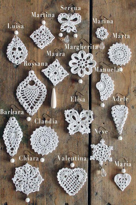 Bildergebnis für crochet lace blog | crochet | Crochet, Crochet