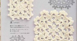 A whole book: Crochet Motifs and Edgings | Crochet | Pinterest
