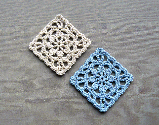 Use of crochet motifs - Crochet and Knitting Patterns 2019