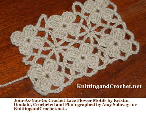 Crochet Motifs u2013 Knitting and Crochet