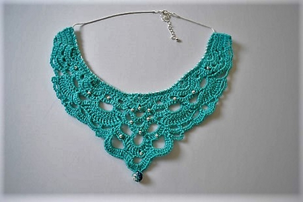 Free Patterns for Crocheted Jewelry u2013 1001 Crochet