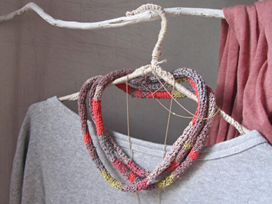 13 Modern Crochet Necklaces - Dream a Little Bigger