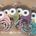 Importance of crochet owl hat pattern
